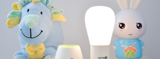 Lampada Press and Light Home up (Medium)