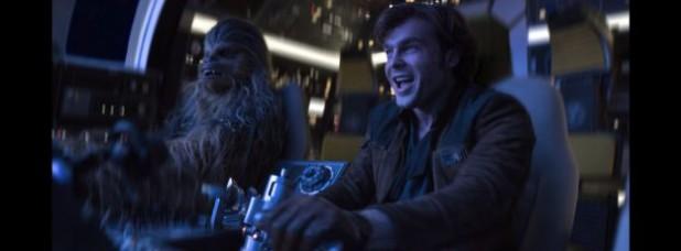 Chewbacca em Solo_A Star Wars Story